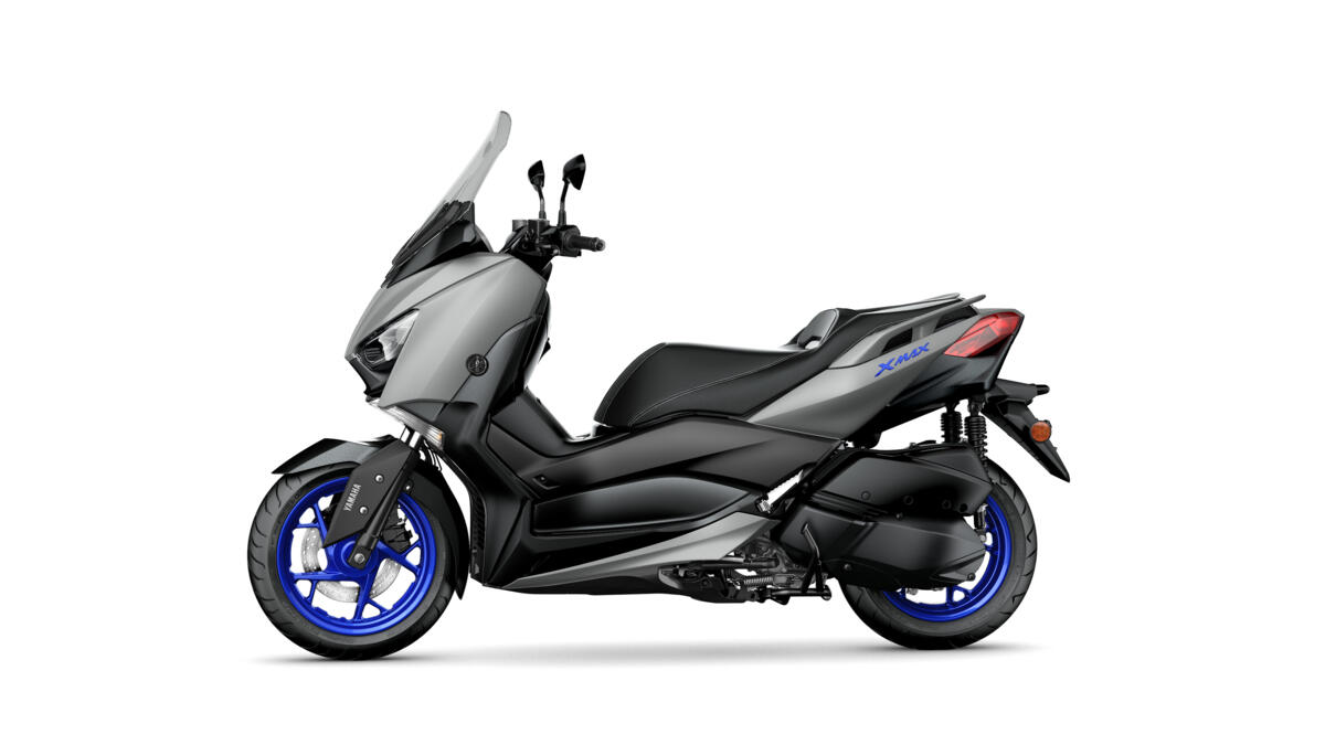 Yamaha Xmax 2021 1