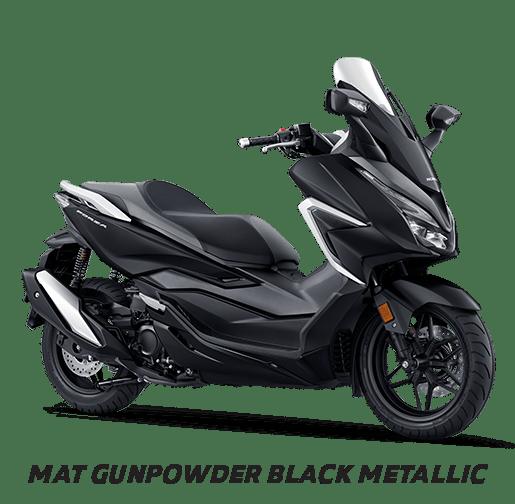 Honda Forza 250 2021 hitam