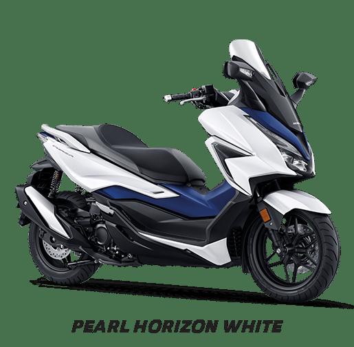 Honda Forza 250 2021 putih