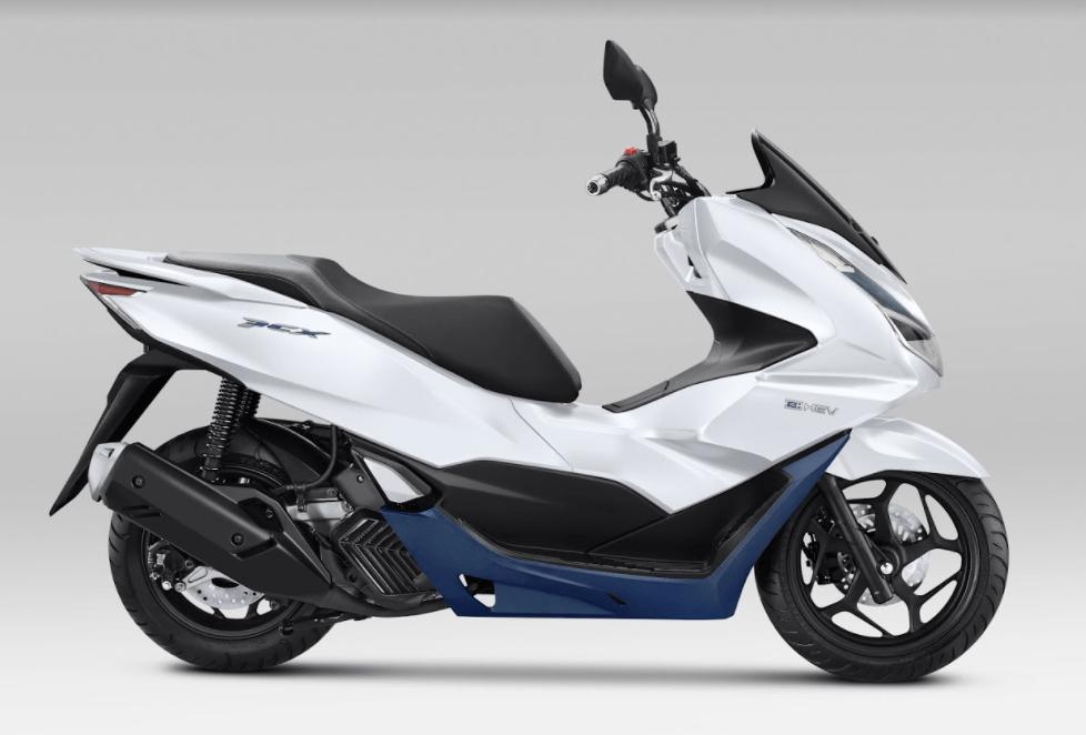 Honda PCX160 2021 Indonesia ehev