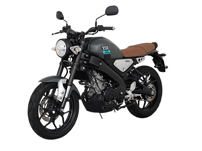 Yamaha XSR155 2021 1