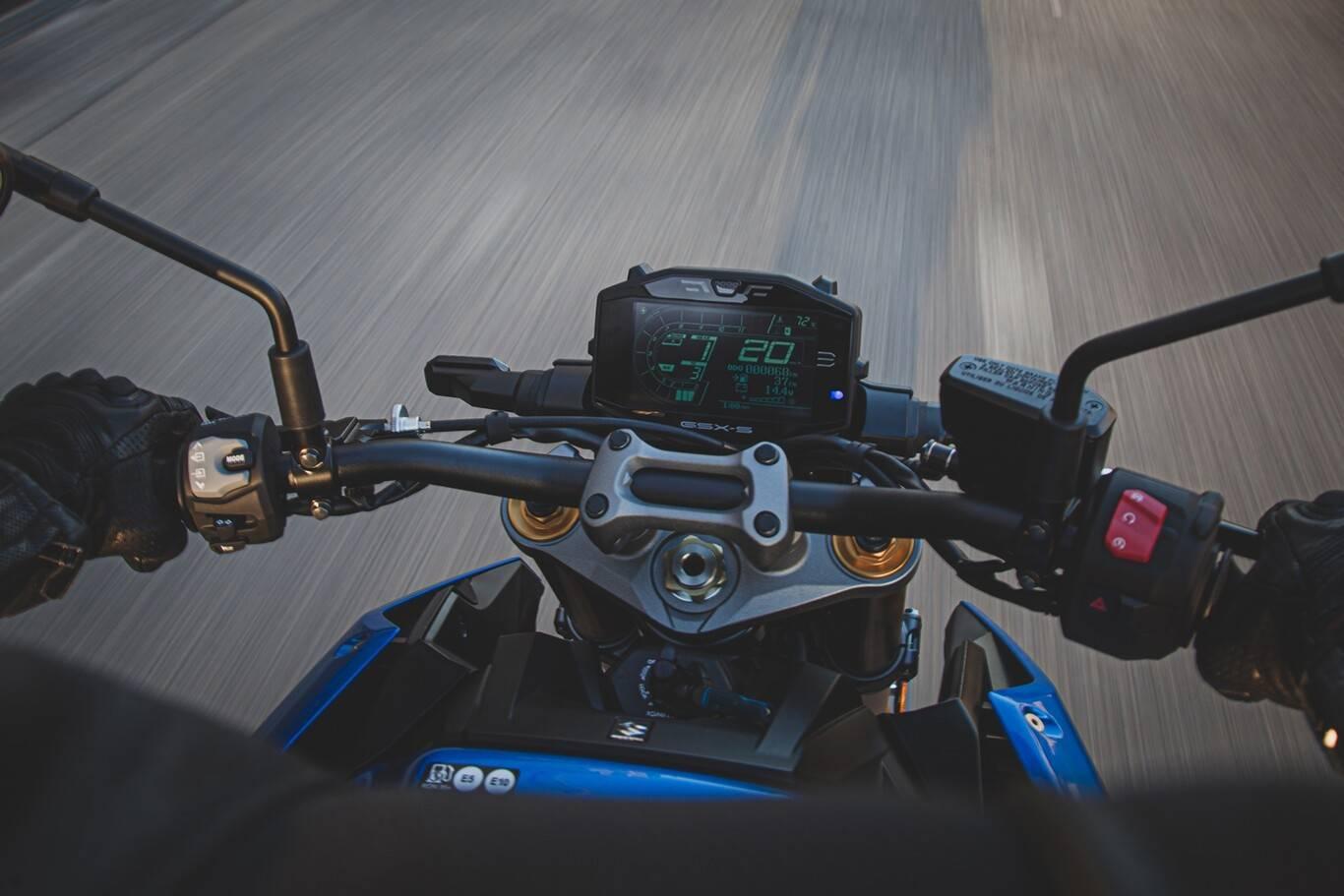 speedo Suzuki GSX-S1000 2021
