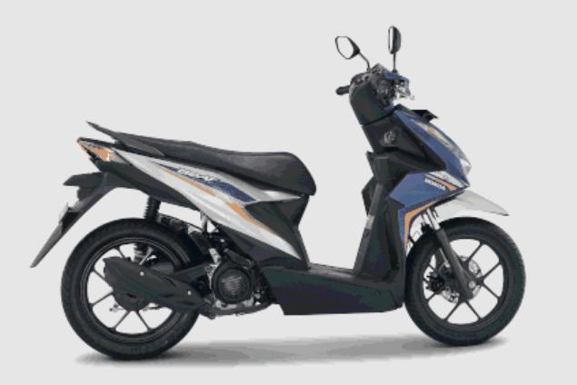 Honda Beat 2021 7