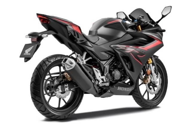 Honda CBR150R 2021 Malaysia 6