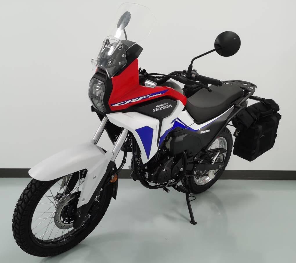Honda CRF190RALLY