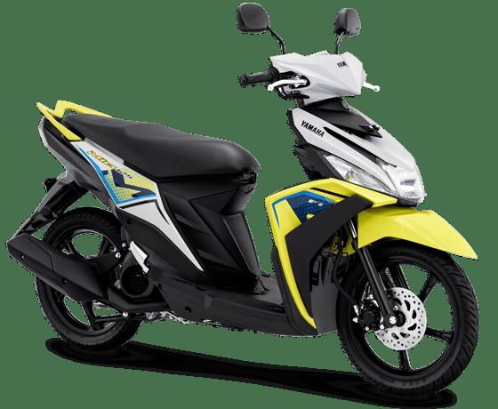 Yamaha Mio 2022 putih