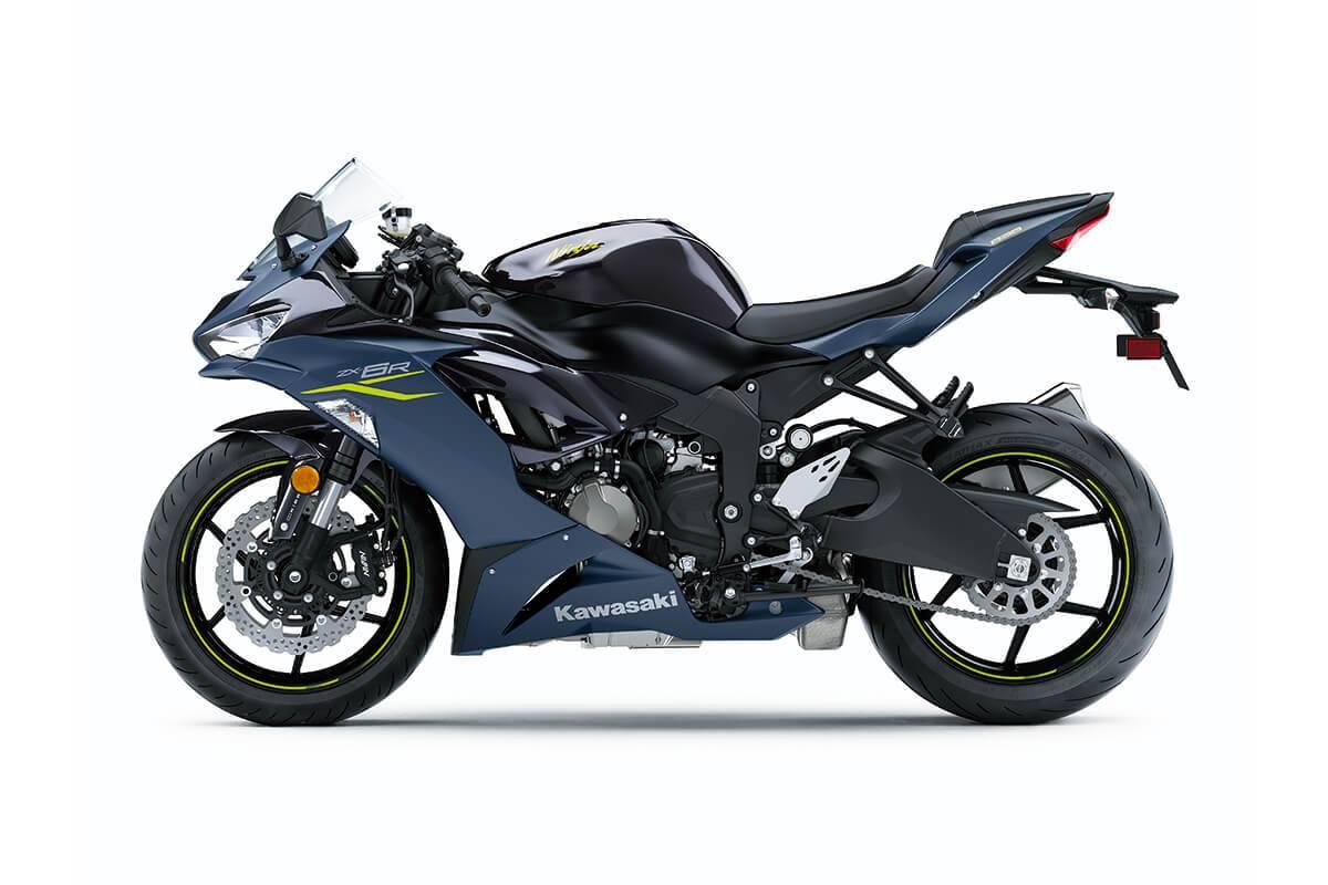 Kawasaki ZX6R 2022