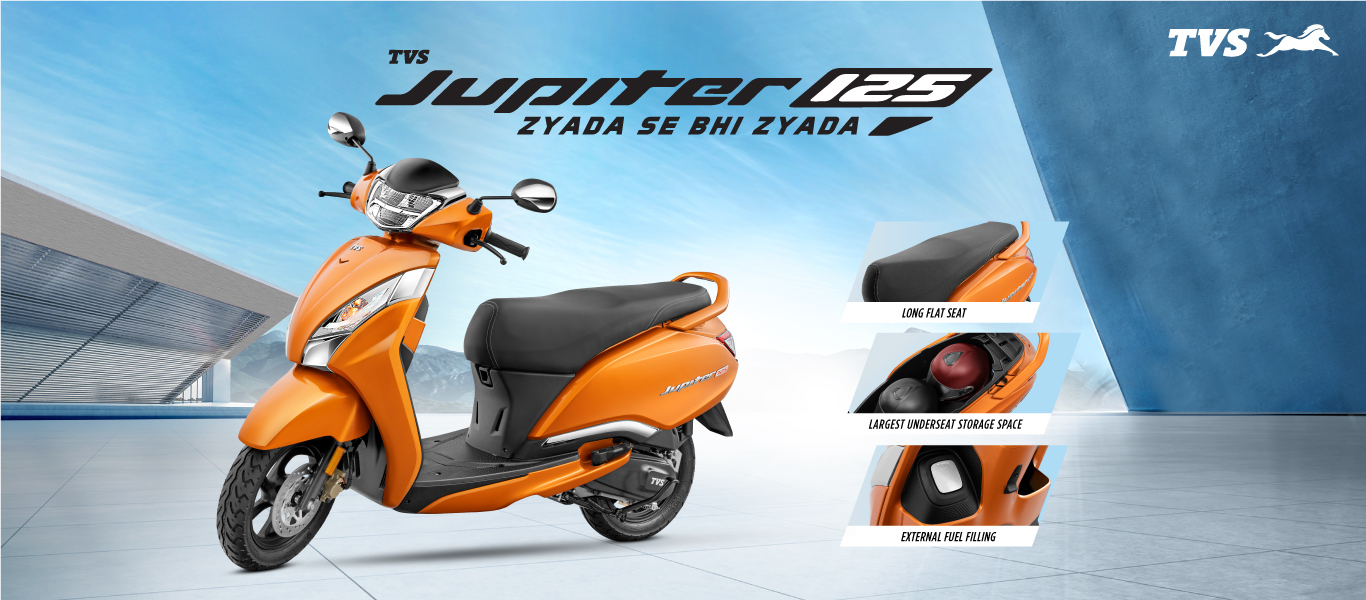 TVS Jupiter 125 2022 4