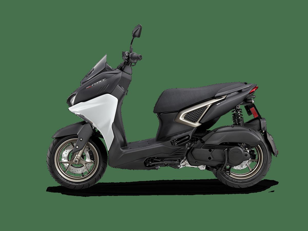 Yamaha Force 2.0 2022 warungasepnet putih