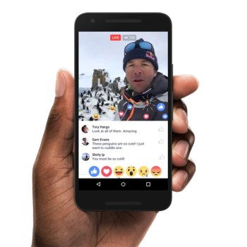 Facebook Live, Layanan Live Video Ala Facebook