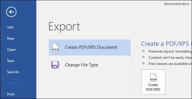 Cara Protect/Mengunci Dokumen dan File PDF di Microsoft Office