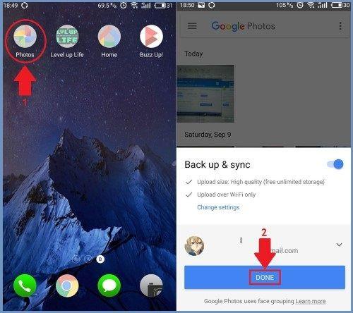 Cara Mudah dan Cepat Memindahkan Foto dari HP Ke Laptop