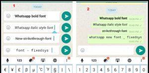 Cara Mengubah Jenis Huruf di WhatsApp Tanpa Root