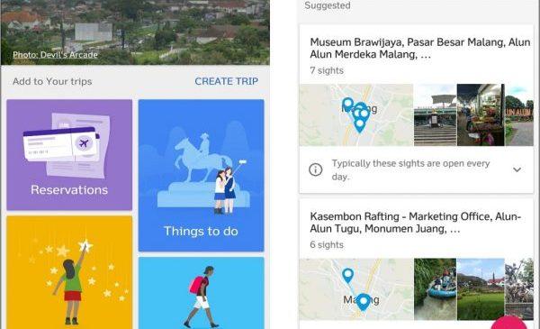 Google Trips, Aplikasi Yang Bikin Liburanmu Lebih Mudah