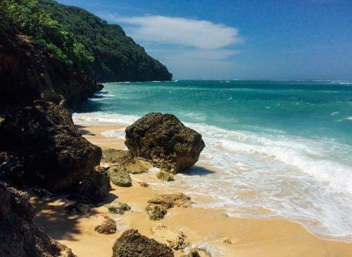 Pantai Green Bowl Bali, Pantai Tersembunyi Yang Selalu Dicari