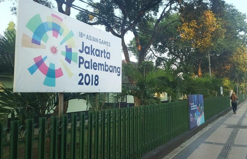 dukung bersama asian games 2018,asian games 2018