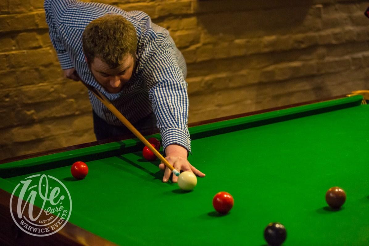 Team Activity Fun Games Snooker Pool
