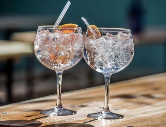Gin and tonic cruise