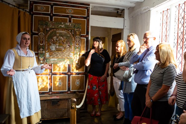 Bardtanicals VIP Private tour of Shakespeares Birthplace
