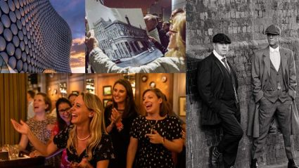 Top 3 activities and experiences in Birmingham including Peaky Blinders Tour