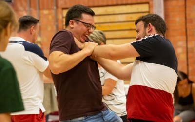 Add a stage combat experience to your event