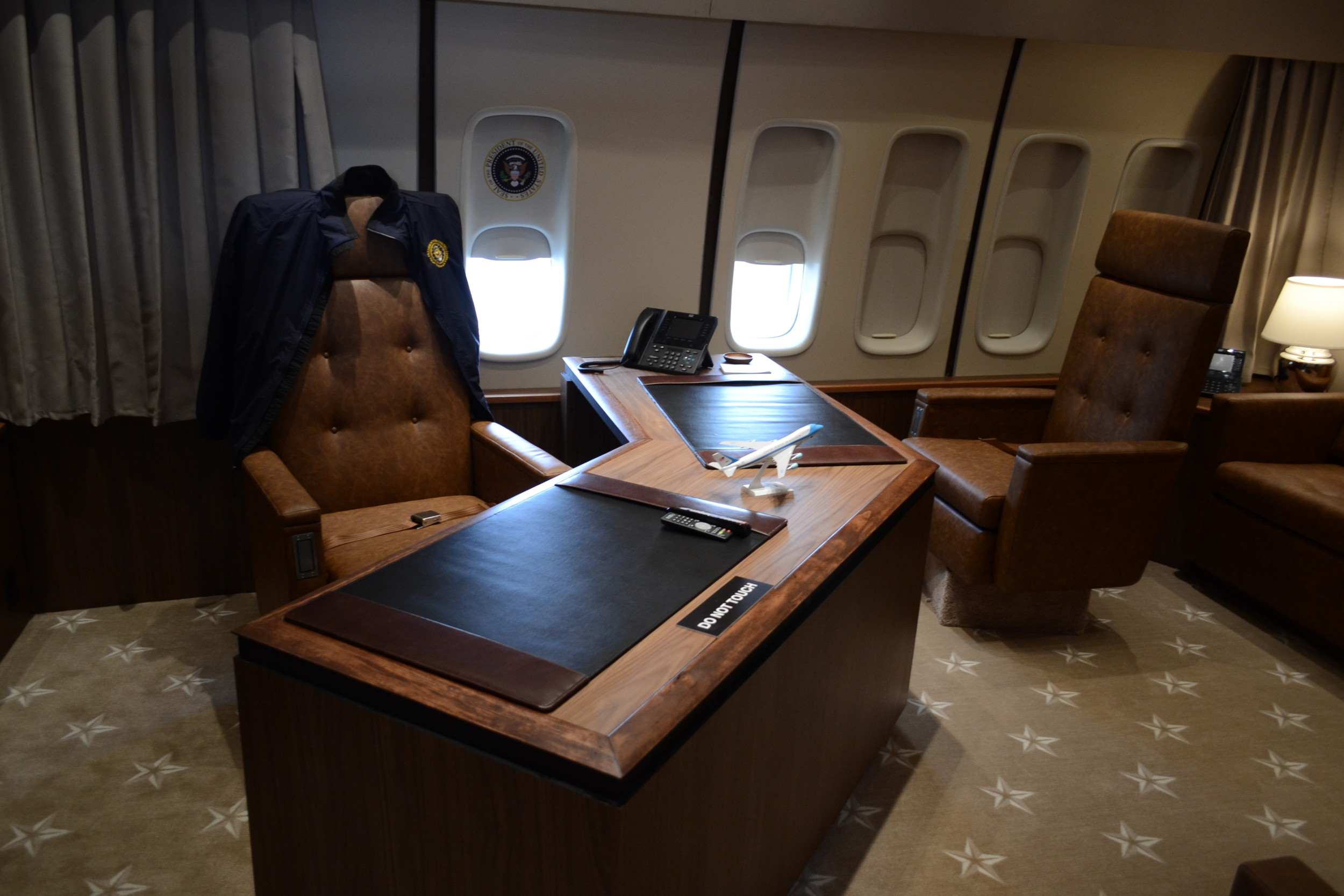 All Aboard The Air Force One Experience Warwick Beacon