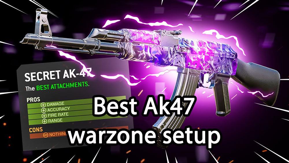 ak47 best setup