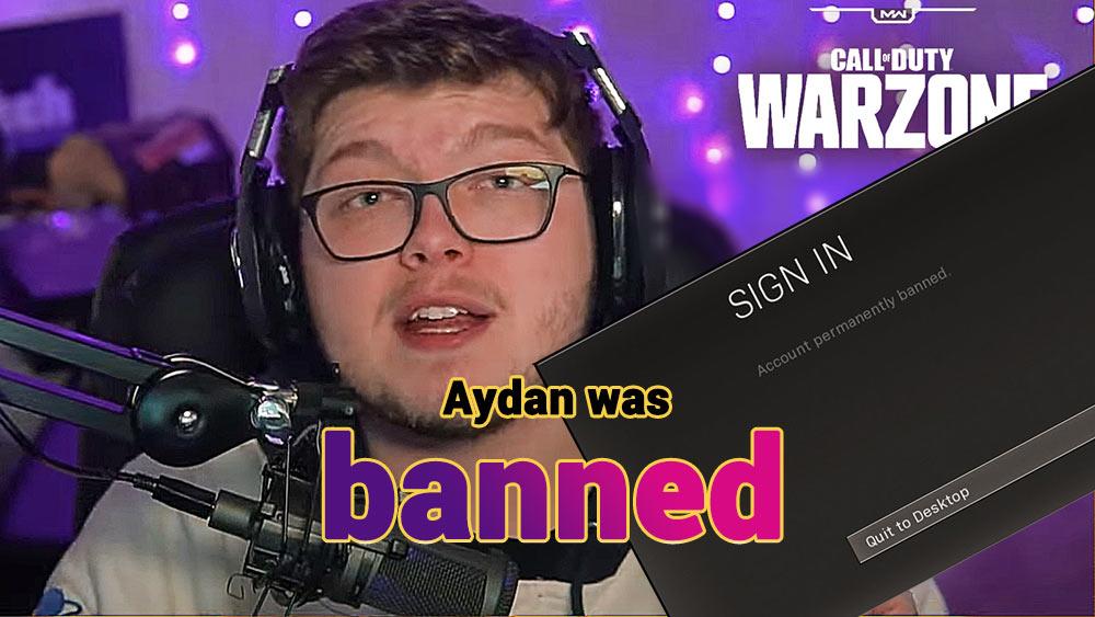 ayden banned