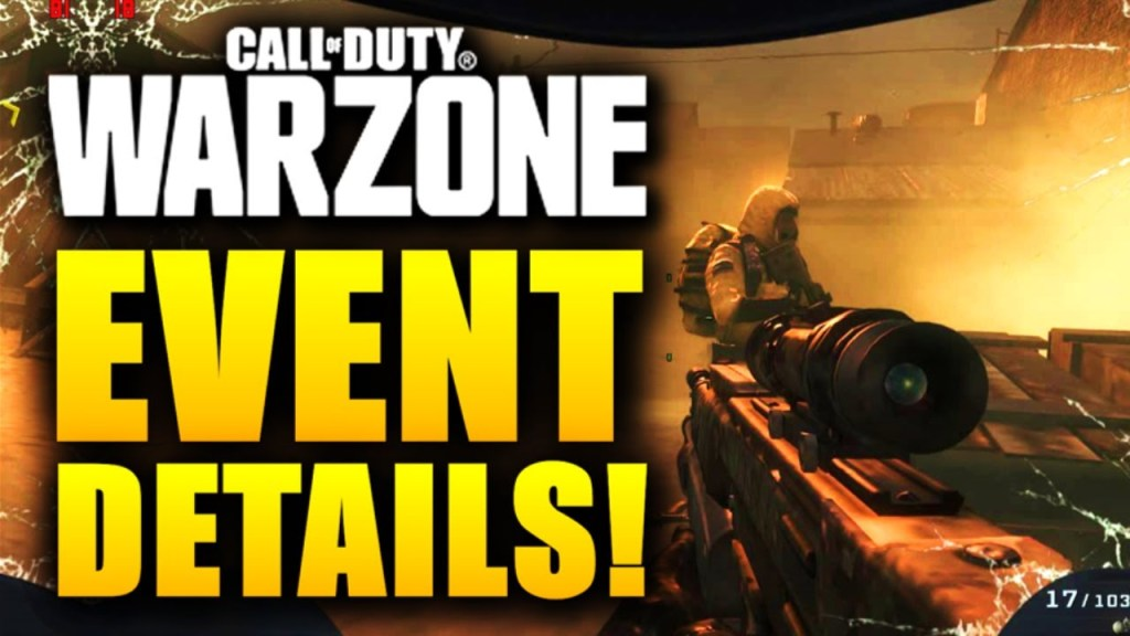 warzone event