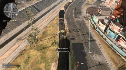 train in warzone map