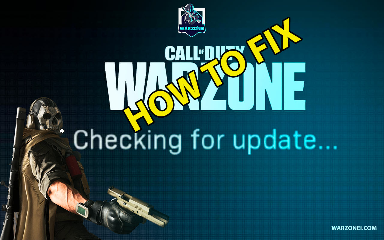 how to fix update fetching warzone