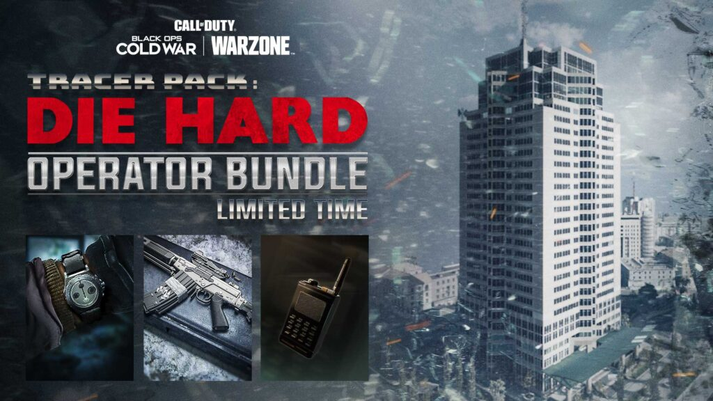 How To Unlock John Mcclane Operator Skin And Die Hard Bundle In Warzone 2021 Warzonei