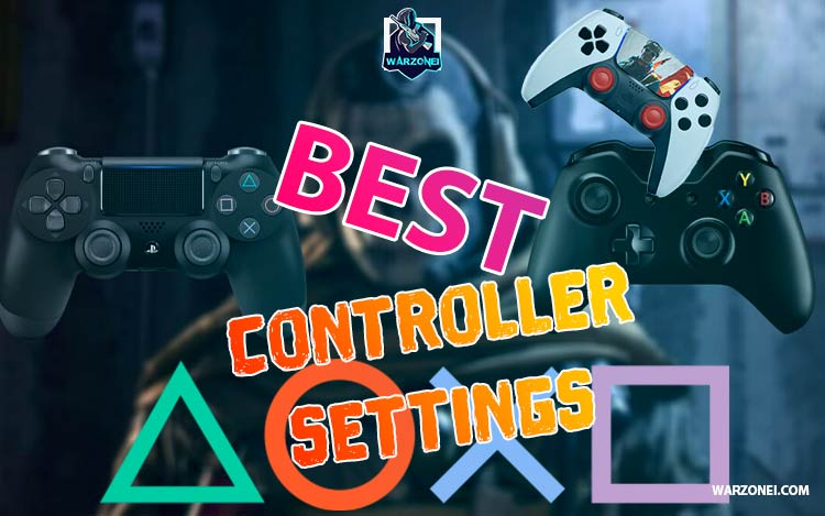 controller ps4 ps5 settings warzone