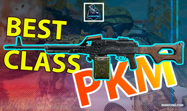 PKM loadout