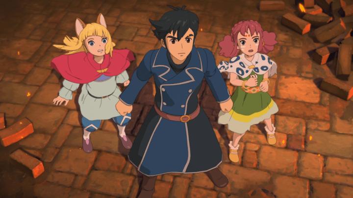 Videospiele Genres RPG Ni No Kuni 2