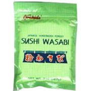 Review: orchids Wasabi Powder 2 oz package