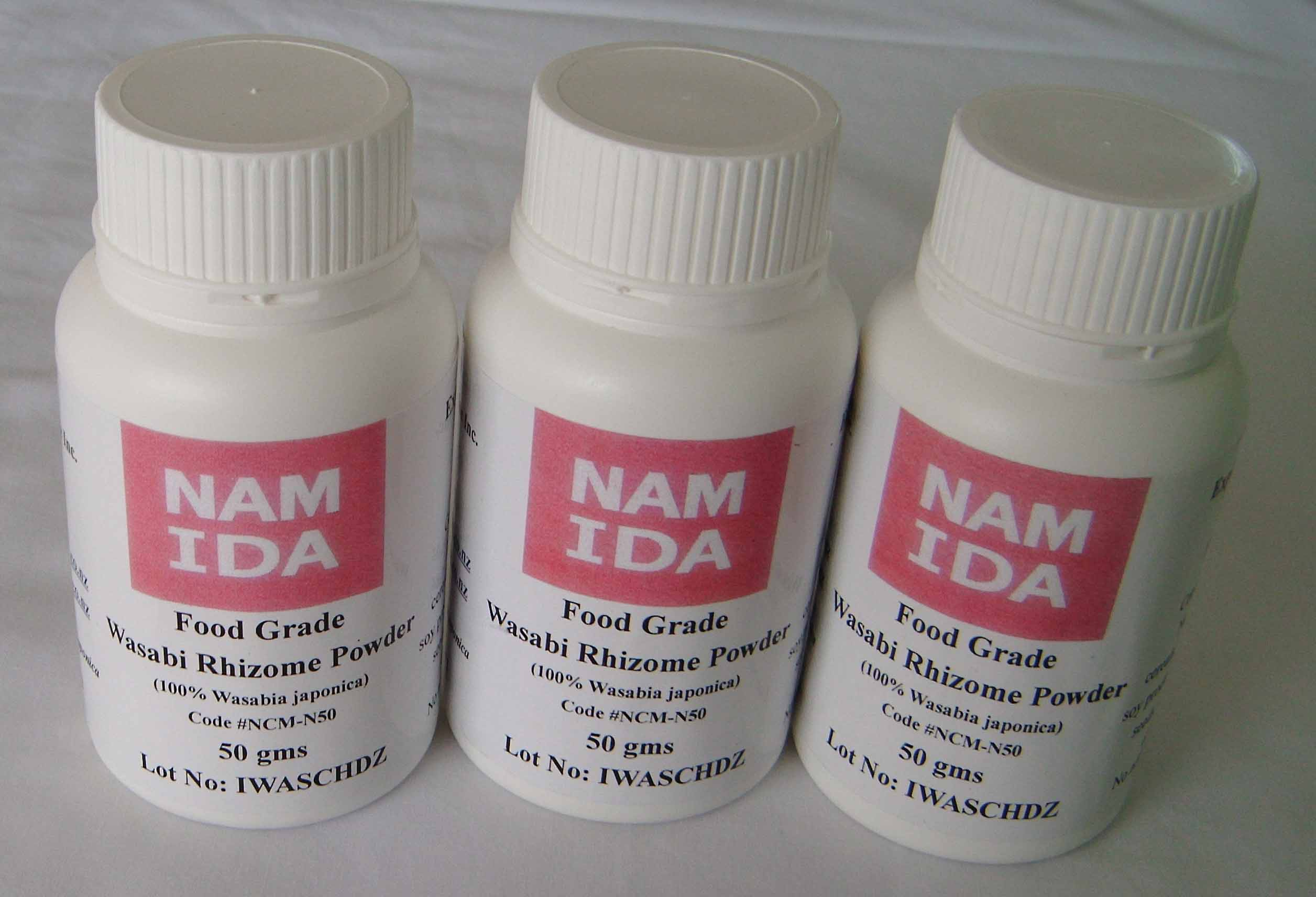 Namida 100% Wasabia japonica powder