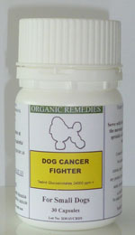 These are for the small dog in your life. Less than 27 Kgs (60 lbs). Give 1 capsule a day with food - preferably in the morning.