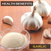Medical Health Benefits of Garlic