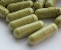Leaf petiole mix wasabi capsules