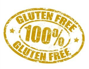 Wasabia japonica is Gluten Free