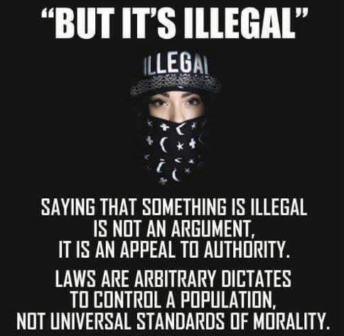 Something claimed by Government as illegal doesn't mean it doesn't work