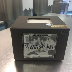 Wasabi Ice Cream 'Opera d' Arte'
