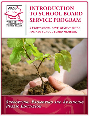 Intro to Board Service Program brochure image