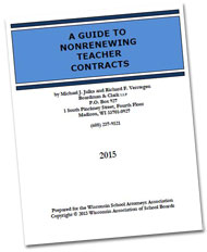 A Guide to Nonrenewing Teacher Contracts