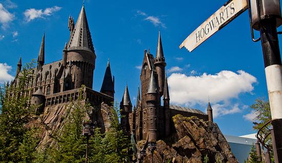 Hogwarts - Bringt diese Schule Innovation ins staatliche System? Foto: Scott Smith/Flickr