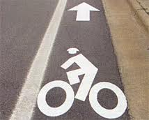 Bike Lane Only