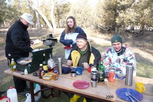 Teddy Breakfast 2009