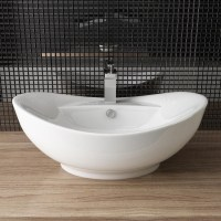 Design Ceramic Patch Sink & Table hand wash basin guest WC ...