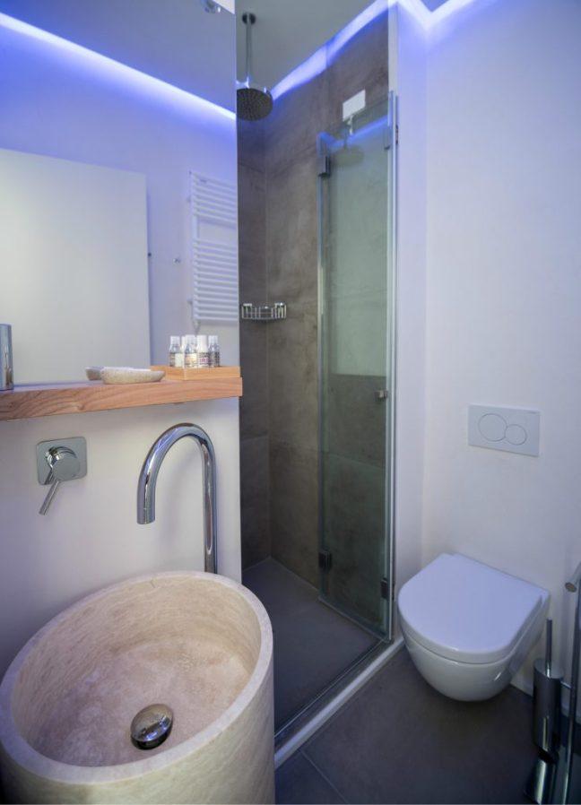 die wahl des waschbeckens eine platzfrage waschbecken aus naturstein by pietre di rapolano. Black Bedroom Furniture Sets. Home Design Ideas
